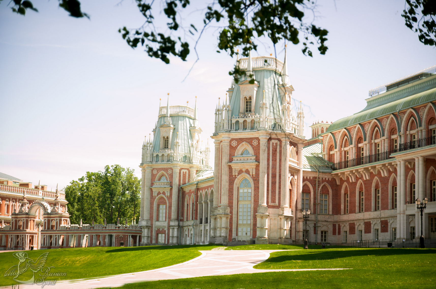 Twelfth day. Tsaritsyno 10