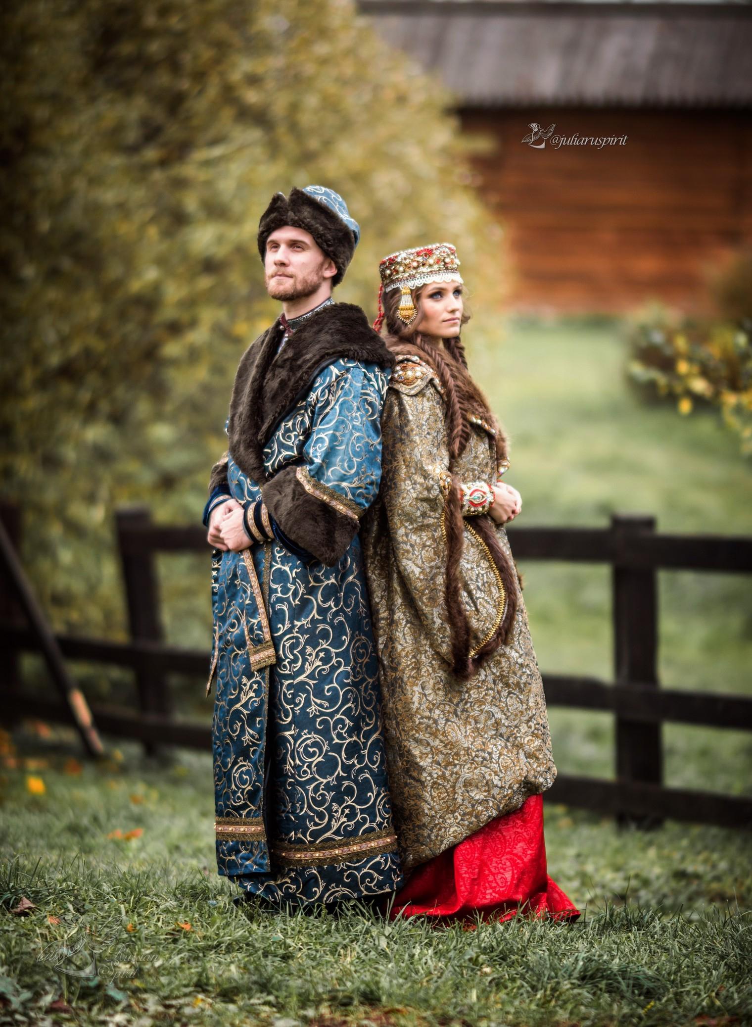 """Мужской костюм """"Иван грозный"""" для фотосеcсий в русском стиле"""