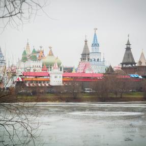 Izmaylovsky Kremlin