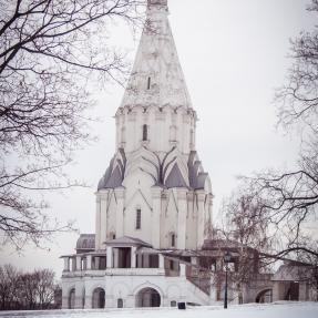 Moscow estates | Russian spirit