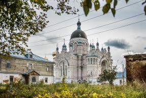Казанский собор Вышний волочек